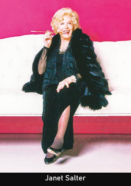 Janet Salter